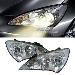 OEM Front Projection Head Light Lamp LH RH for HYUNDAI 2009-2012 Genesis Coupe