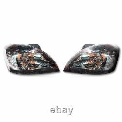 OEM Genuine Parts Black Chrome Head Lamp Light For KIA 2006 2011 Rio / Pride