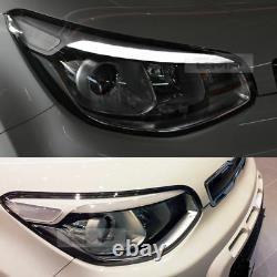 OEM Genuine Parts DRL Head Light Lamp Assembly LH RH 2Pcs For KIA 2014-2017 Soul
