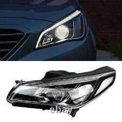 OEM Genuine Parts DRL LED Head Light Lamp LH for HYUNDAI 2015-2017 Sonata i45