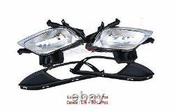 OEM Genuine Parts Fog Light Lamp Assy Cover Trim LH RH for KIA 2013-2015 Cerato