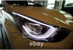 OEM Genuine Parts Front DRL HEAD LAMP LIGHT RH for HYUNDAI 2011-2016 Elantra MD
