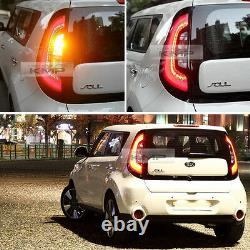 OEM Genuine Parts LED Rear Light Tail lamp LH RH Assy For KIA 2014 2018 Soul