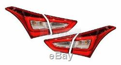 OEM Genuine Parts LED Rear Tail Light Lamp 4Pcs For HYUNDAI 2013-2017 Elantra GT