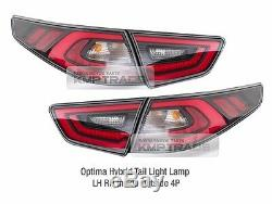 OEM Genuine Parts Rear Tail Light Lamp LH RH for KIA 2014-2015 Optima K5 Hybrid