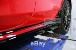 OEM Genuine Parts Side Skirts Body Kit Trim for HYUNDAI 2019 2020 Veloster N