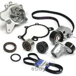OEM Genuine Parts Timing Belt Water Pump Kit For HYUNDAI 02-06 Elantra 2.0 DOHC