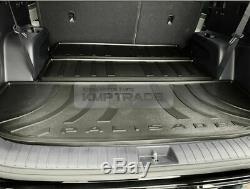 OEM Genuine Parts Trunk Cargo Mat Folding Type For HYUNDAI 2019-2020 Palisade