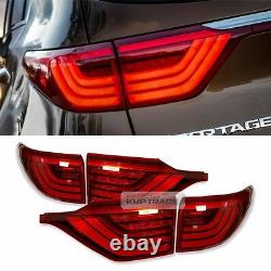 OEM Parts LED Rear Tail Light Lamp Assembly LH RH for KIA 2017-2020 Sportage