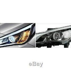 OEM Projection LED Position Head Light Lamp For HYUNDAI 2015-2017 LF Sonata i45