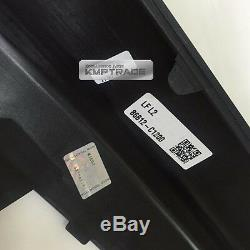 OEM Rear Bumper Dual Muffler Diffuser Skid Skirt for HYUNDAI 2015-2017 LF Sonata