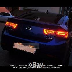 OEM Surface Emission LED Rear Tail Light Lamp RH for KIA 2010-2013 Cerato Koup