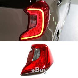 OEM genuine Parts LED Tail Light Lamp RH For KIA 2017-2019 Picanto Morning