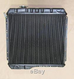 Radiator and Cap plus parts Genuine OEM 16400-49356 FJ40 FJ45
