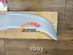 Rear Roof Spoiler Wing Genuine OEM Parts UNPainted For 20162021 Chevrolet Spark