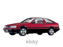 TOYOTA LEVIN TRUENO AE86 Genuine Front Door Glass Run Right and Left OEM Parts