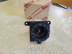 TOYOTA SUPRA JZA80 MK4 Kouki Late Model Genuine Analog Clock Assembly OEM Parts