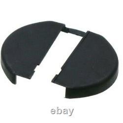 TOYOTA SUPRA JZA80 MK4 Right & Left Door Striker & Cover Set OEM Genuine Parts