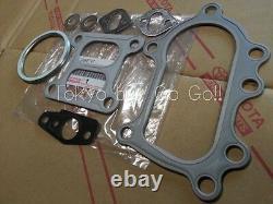 Toyota Celica MR2 Turbocharger Gasket Kit ST185 SW20 Genuine OEM Parts 1990-1