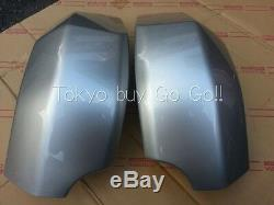 Toyota FJ Cruiser Left Right Set Rear Bumper End Cap NEW Genuine OEM Parts