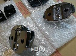 Toyota MR2 MR-S Roadster Spyder ZZW30 TRD Door Stabilizer TRD Genuine OEM Parts