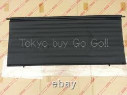 Toyota Supra 80 Tonneau Cover Trunk Hatch Roll NEW Genuine OEM Parts 1993-98