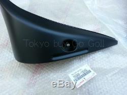 Toyota Supra JZA80 Rear Mud Flaps Guard set NEW Genuine OEM Parts 1993-98