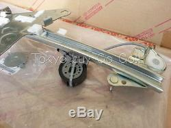 Toyota Supra JZA80 Side Window Regulator RH NEW Genuine OEM Parts 69801-14111