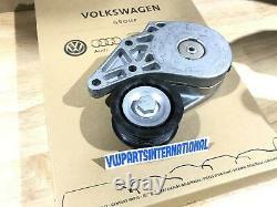 VW Golf MK3 VR6 Alternator Belt Tensioner Damper New Genuine OEM VW Part