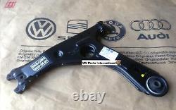 VW Golf MK3 VR6 GTI OS Right Wishbone Control Arm Genuine New VW OEM Part