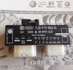 VW Golf MK4 R32 GTI TDI Radiator Fan Control Module Switch New Genuine OEM Part
