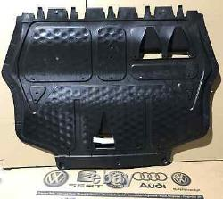 VW Golf MK5 MKV Engine Under Tray Baffle Cover New Genuine OEM Part 1K0825237P