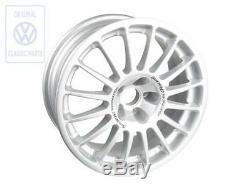 VW New Beetle RSI 18 Alloy Wheel x4 Volkswagen Motorsport Genuine OEM NOS Part