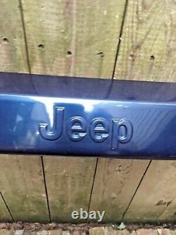 02-07 Jeep Liberty Kj Renegade Oem Brush Guard Bleu Véritable Jeep Dealer Part