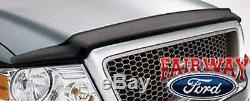 04-08 F-150 Oem D'origine Ford Pièces Fumée Déflecteur De Capot Punaise Nouveau