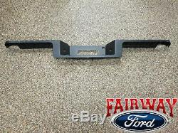 04-08 F-150 Oem D'origine Ford Pièces Pare-chocs Arrière Top Step Cover Pad Witho Remorquage