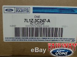 04-14 F-150 Oem D'origine Ford Pièces Iwe 4 Roues Motrices Auto Hub De Verrouillage De L'actionneur