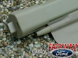 08 09 10 11 12 Escape Oem Genuine Ford Cargo Security Shade Parts Camel Color