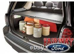 08 09 10 11 12 Escape Oem Genuine Ford Cargo Security Shade Parts Medium Stone