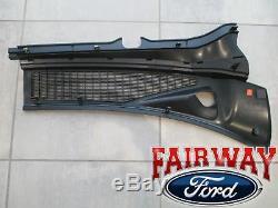 08-10 F250 F350 F450 Panneau Cowl D'origine Ford Pièces Oem Grille Lh Nouveau Pilote