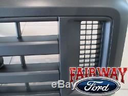 08-17 Econoline E150 E250 E350 E450 Oem D'origine Ford Parts Noir Grille Nouveau