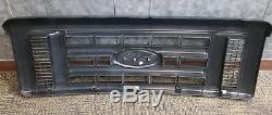 08-18 Econoline Grill E150 E250 E350 E450 Oem D'origine Ford Parts Noir Grille