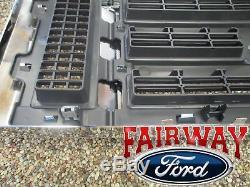 08-19 Econoline E150 E250 E350 E450 Oem D'origine Ford Pièces Calandre Chromée