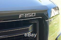 09-14 F-150 Oem D'origine Ford Partie Fumée Protège-capot Déflecteur Punaise