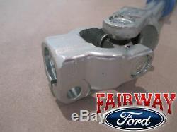 11-14 F150 F150 Oem D'origine Ford Pièces Bas Arbre De Direction Coupler Nouveau
