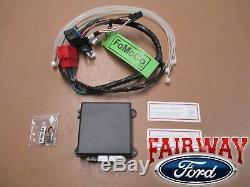 11-14 F-150 Oem D'origine Ford Pièces De Sécurité Évolutive Kit Système D'alarme Nouveau