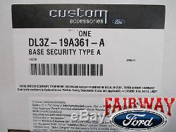 11-16 F250 F350 Oem D'origine Ford Pièces De Sécurité Évolutive Kit Système D'alarme
