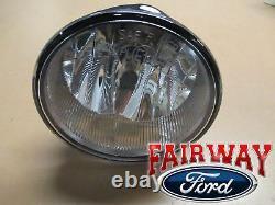 11 À Travers 14 F-150 Oem D'origine Ford Pièces De Lampe Avec Ampoule Phares Anti-brouillard Paire De Rh & Lh