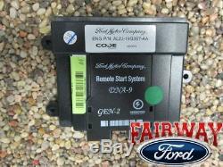 13-16 Évasion Oem D'origine Ford Pièces De Démarrage À Distance Kit 2 Fobs Aucune Programmation