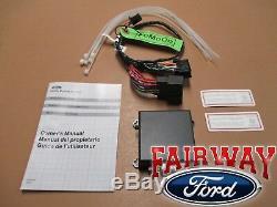 15 À 17 F-150 Oem D'origine Ford Pièces De Sécurité Évolutive Kit Système D'alarme Nouveau